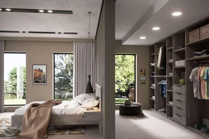 Dormitorio Vestidor Cuarto Baño  silicon valley